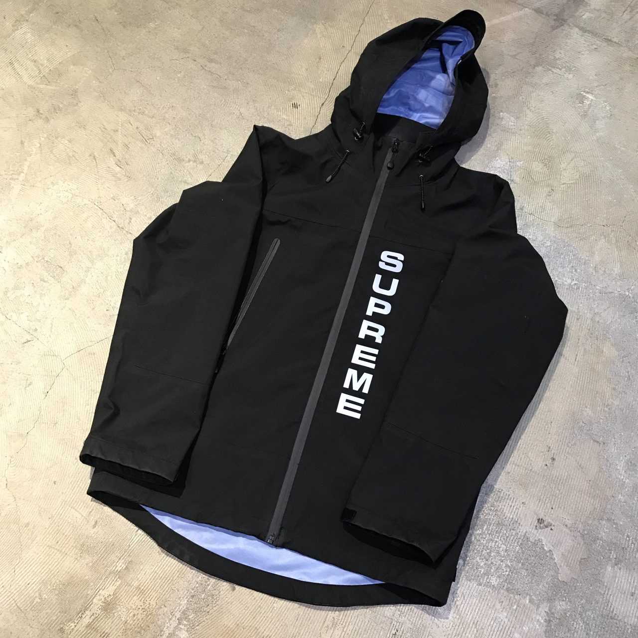 Supreme 14SS Competition Taped Seam Jacket