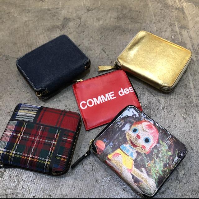 Wallet COMME des GARCONS