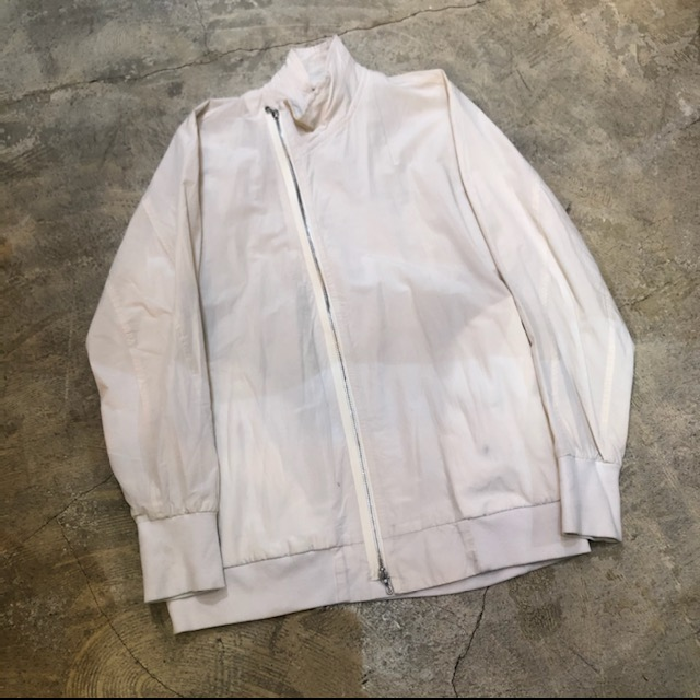 JULIUS 19AW COVERD NECK JACKET