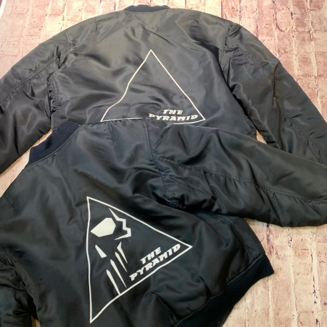 RAF SIMONS 2000SS THE PYRAMID BOMBER JACKET