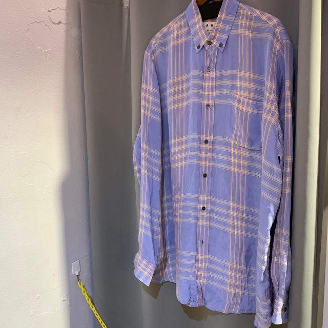 MARNI 19SS Extra Long Shirt