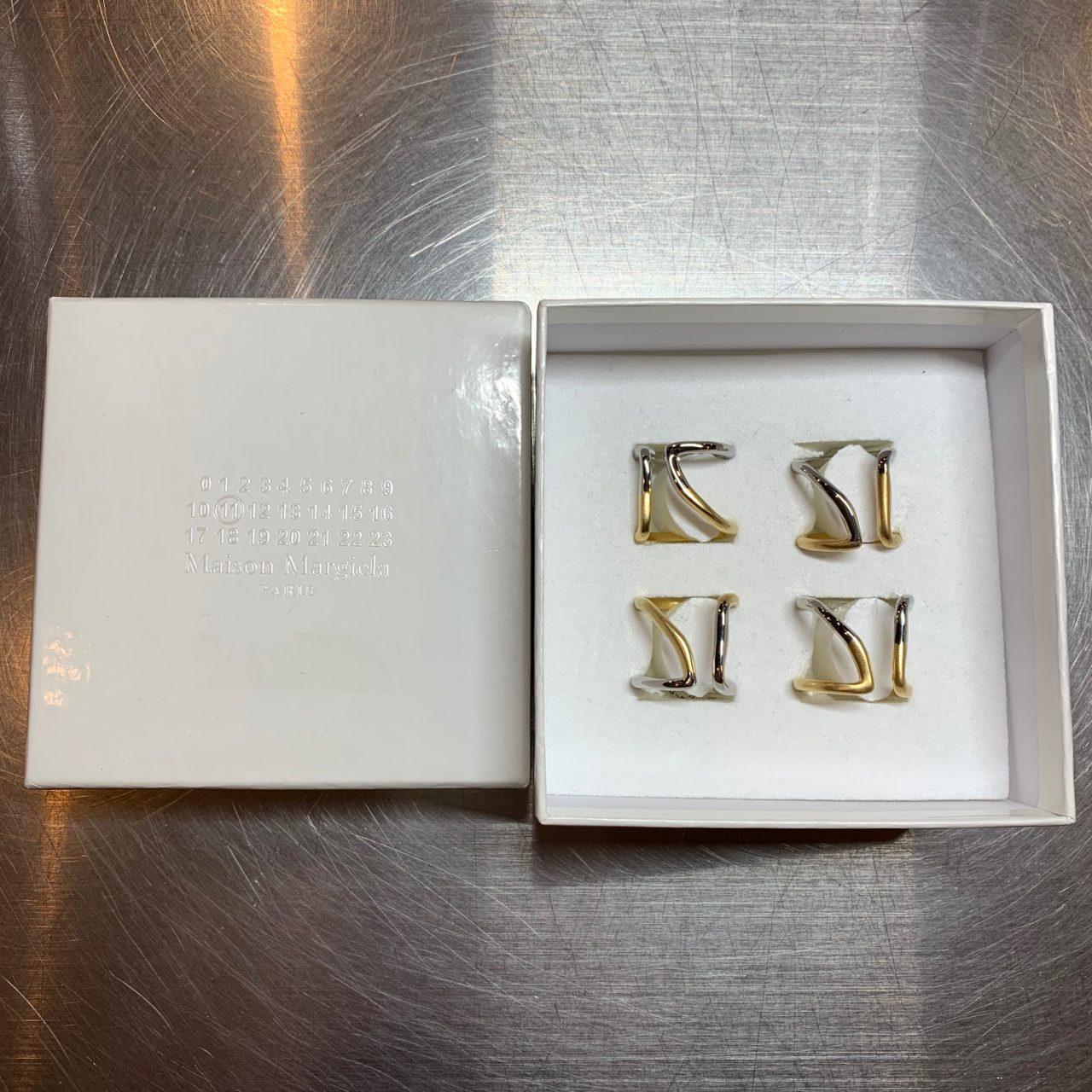 Maison Margiela 19AW Combination Ring