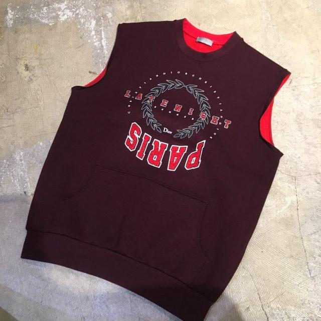 Dior HOMME 18SS LATE NIGHT SUMMER PARIS Sweatshirts