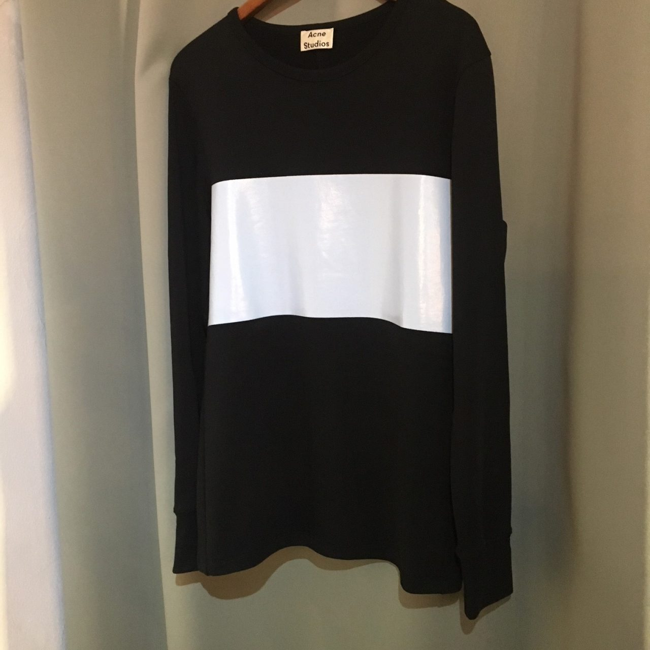 Acne Studios 17SS Finish Rugby Stripe Sweat