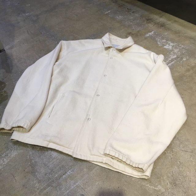 UNUSED 17SS 13OZ DENIM JACKET