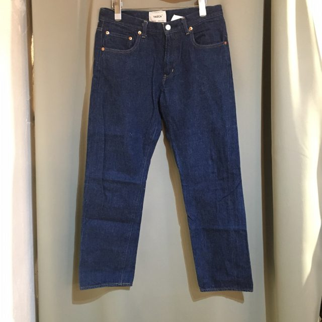 YAECA Tapared Denim Pants