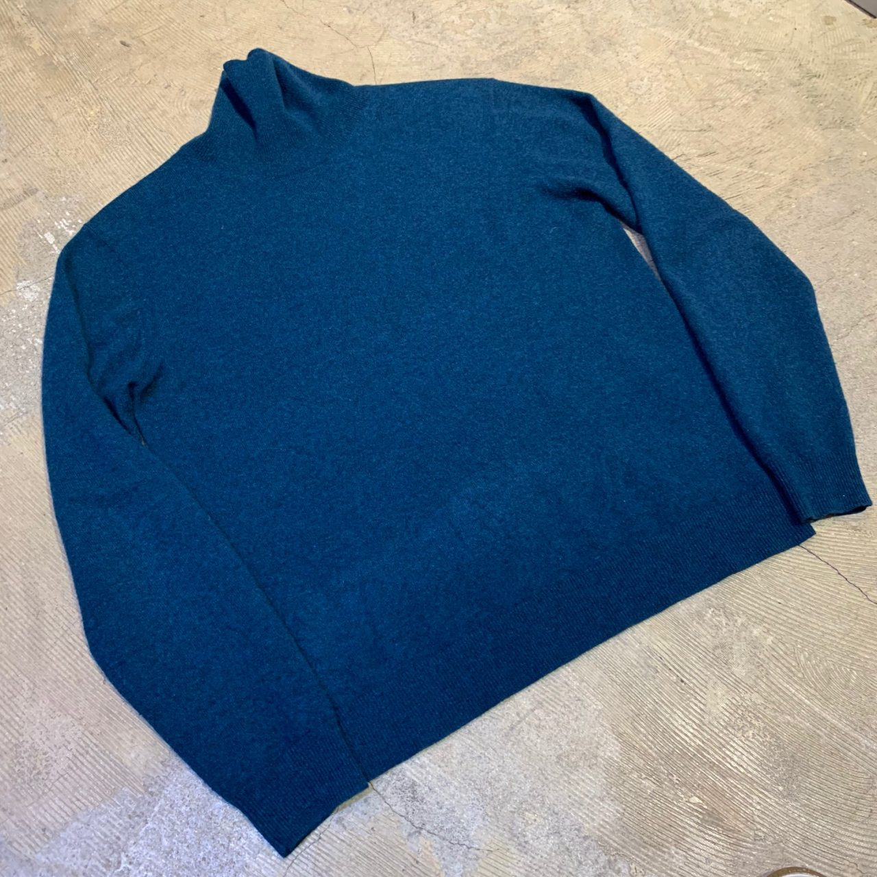 Paul Smith 18AW Cashmere Turtleneck Sweater