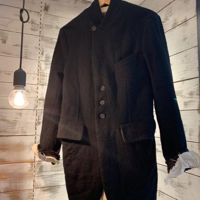 ELENA DAWSON 14AW Wool Blazer jacket